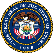 The Great Seal Of Utah Logo